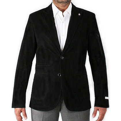 Saco Slim Fit negro