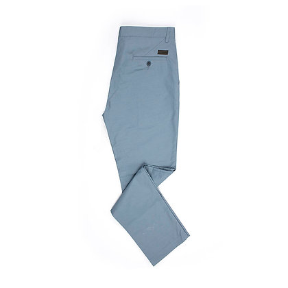 Pantalón Casual Slim Fit Azul