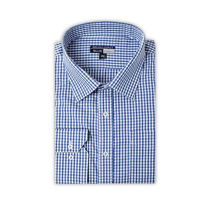 Camisa Blue Modern Fit