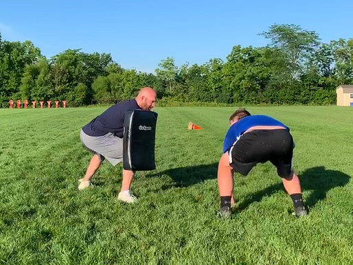 Three Lessons for High School Offensive Linemen