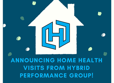 Home Health Visits Now Available