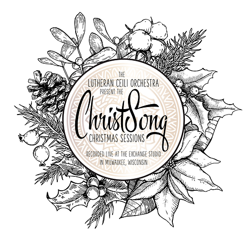 "CD: ""ChristSong, The Celtic Christmas Sessions"""