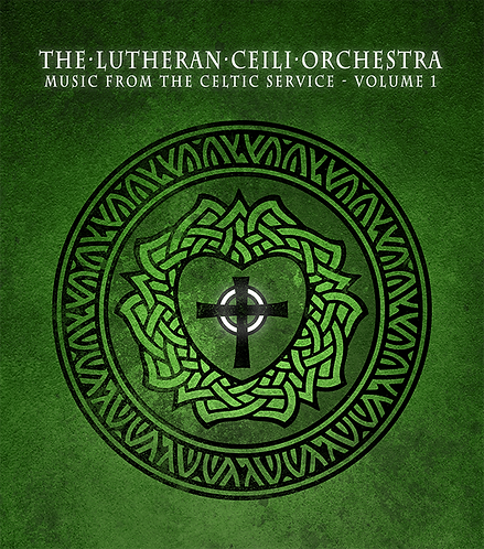 CD: Music From The Celtic Service, Vol 1