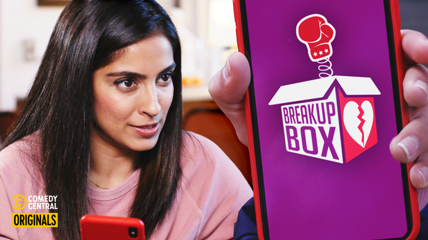 That's An App?: Breakup Box (feat. Simmi Singh) [Series]