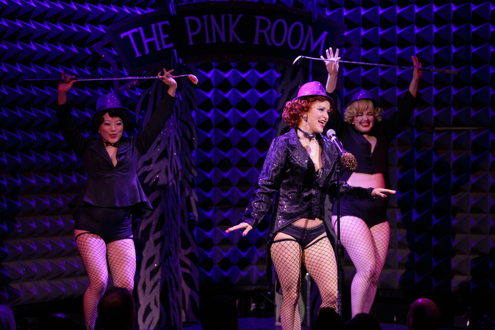 The Pink Room Burlesque   Documentary/Event