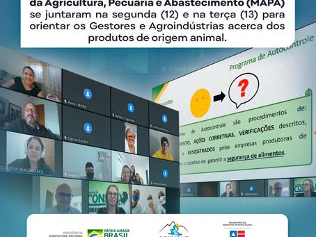 OFICINA COM O MAPA!