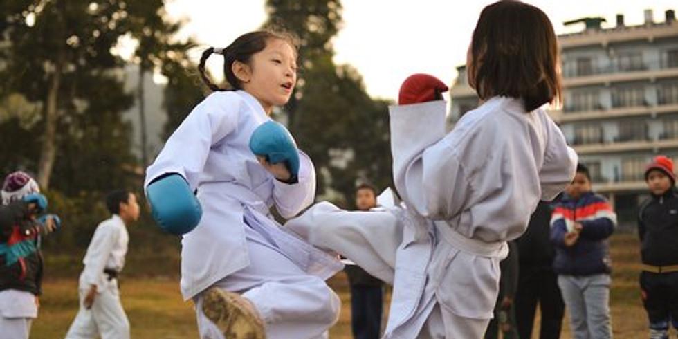 Cardio Kickboxing with Kira