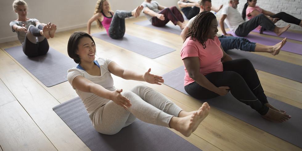Pilates with Kira