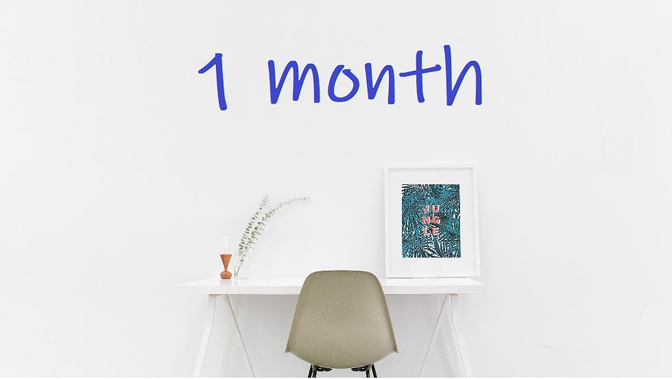 コワーキング利用料 1ヵ月プラン