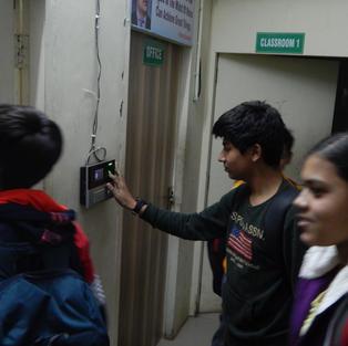Biometric Attendance system