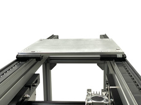 Configurable Roller Chain Conveyors