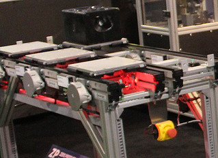 Glide-Line:  How Zoned Conveyor Systems Prevent Product Damage and Friction On Assembly Conveyors