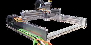 Multi Axis 3D Gantry