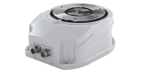 TW Rotary Table with Hybrid Drive