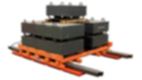 Air Bearing, Air Caster, Air Skid, Turntable, Material Handling, Move Heavy Loads, Transport Cart, Air Caster Skid Planks