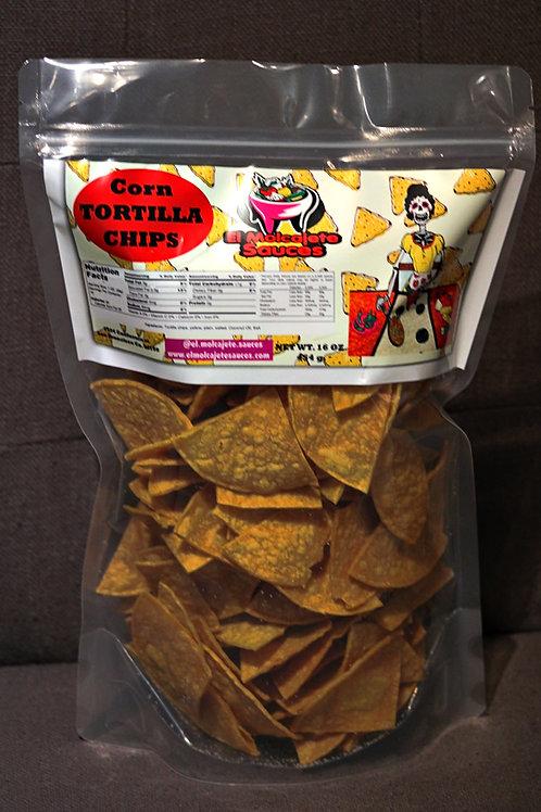 Yellow Tortilla  Chips