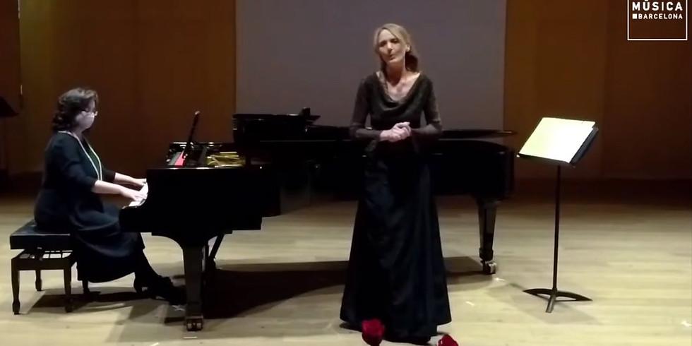 Estrena de 6 Cançons sobre poemes d'Anna Dodas