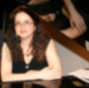 Ester Vela, a l'Ateneu Barcelonès