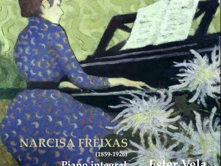 Crítica: Integral de la música per a piano de Narcisa Freixas