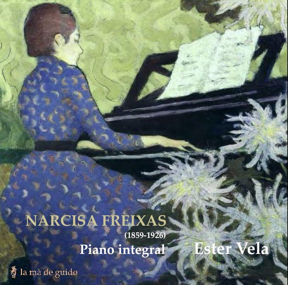 NARCISA FREIXAS - Piano integral