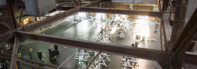 FULL OPEN GYM + UNLIMITED FREE PARKING