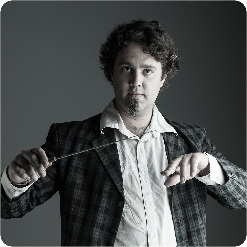 Emmy Award winning composer, Dan Cantrell