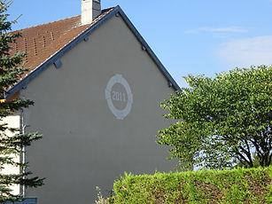maison crépis