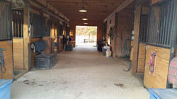 Center Aisle Barn