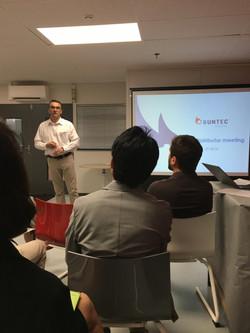 SUNTEC Distributor Meeting @Dijon