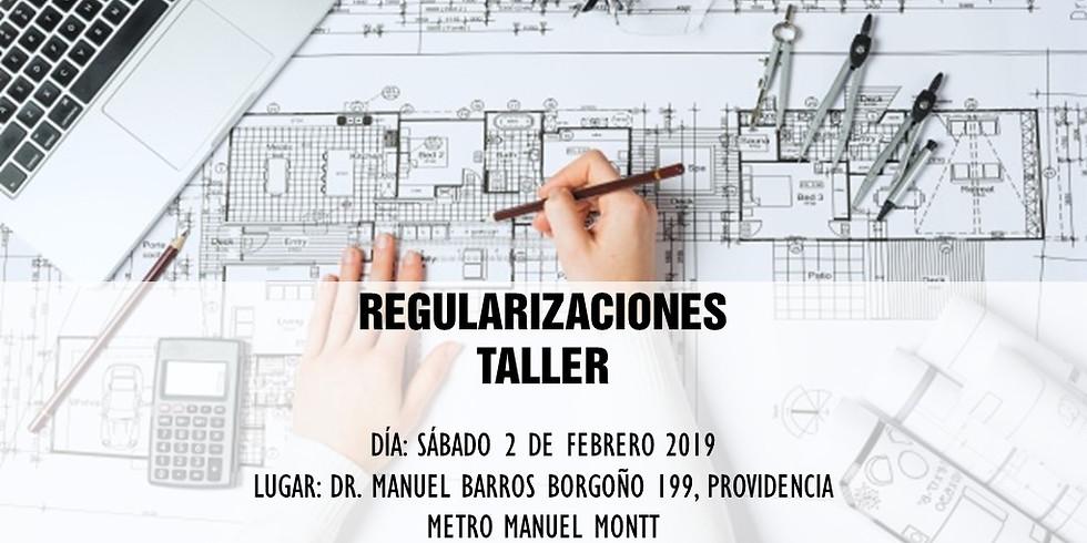 Taller de Regularizaciones