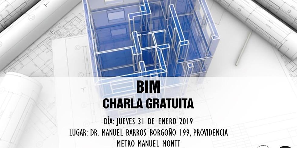 Charla BIM