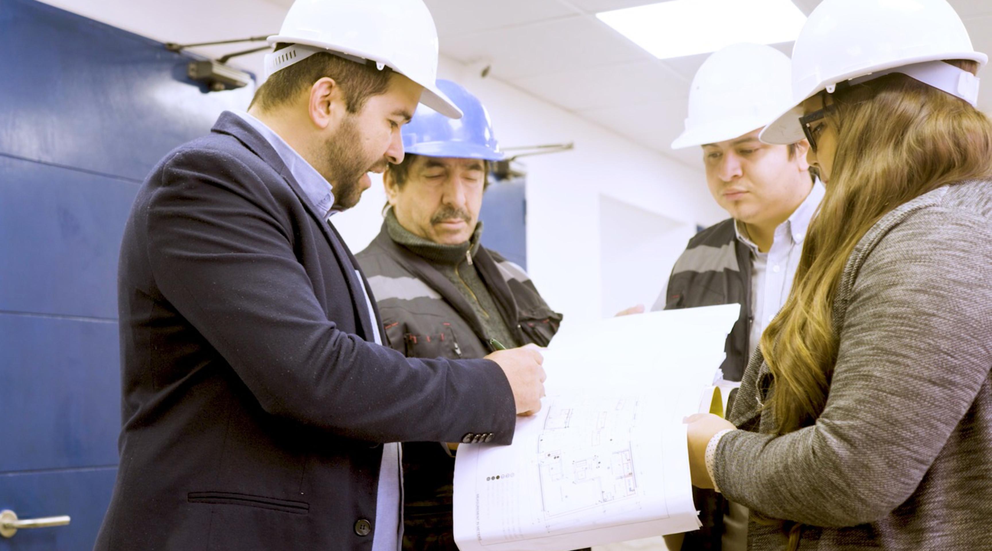 Servicio de Construcción y Permisos