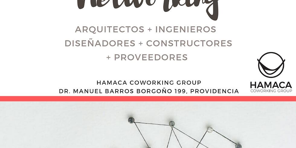 Networking para Arquitectos, Ingenieros y Diseñadores