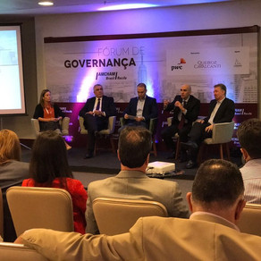 Corporate Governance for business leaders - Amcham Forum Recife