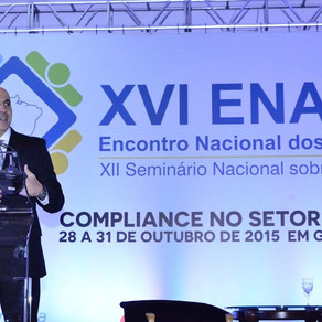 Brazilian National Conference of AGU/PGU – 'Compliance in the Public Sector'