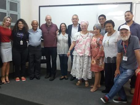 FÓRUM INTER RELIGIOSO DO GUARUJÁ: A Problemática do Ensino Religioso Confessional