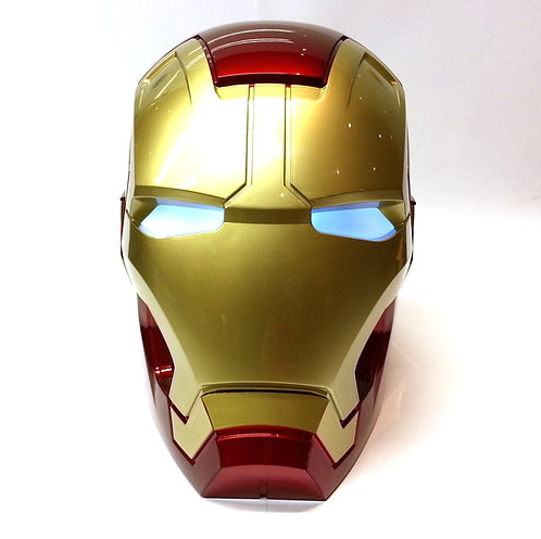 Iron Man Mark 43 Helmet Life-Size Bluetooth Speaker