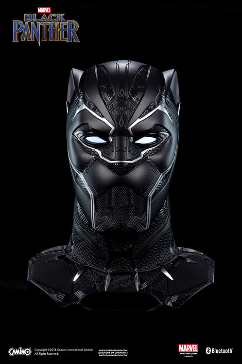 Marvel Black Panther Life-Size Bluetooth Speaker