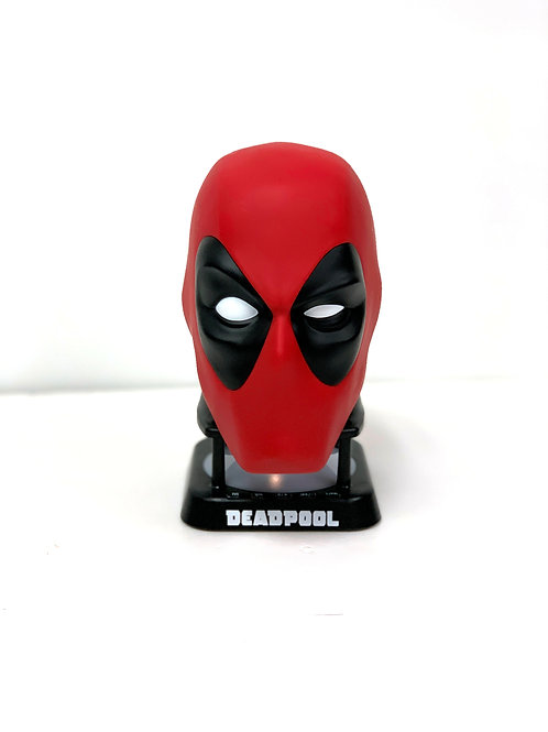Deadpool Helmet Mini Bluetooth Speaker