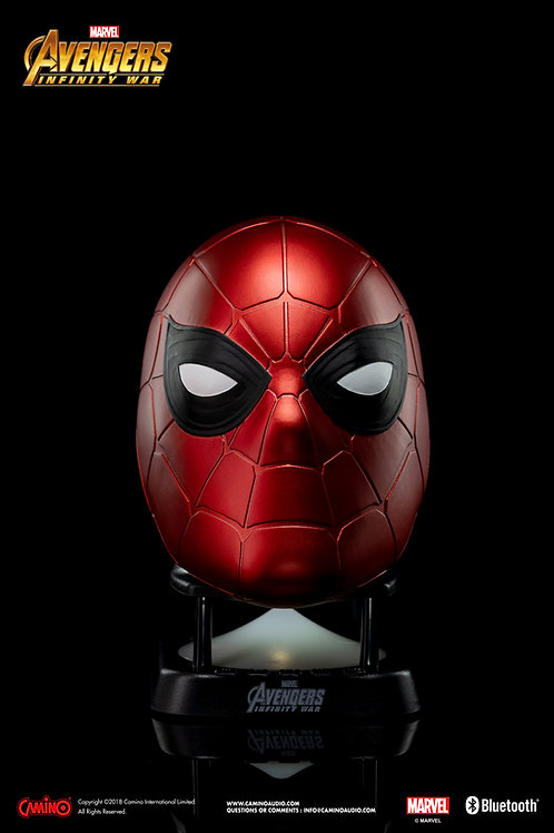 Iron Spiderman Mask Mini Bluetooth Speaker (V2.0)