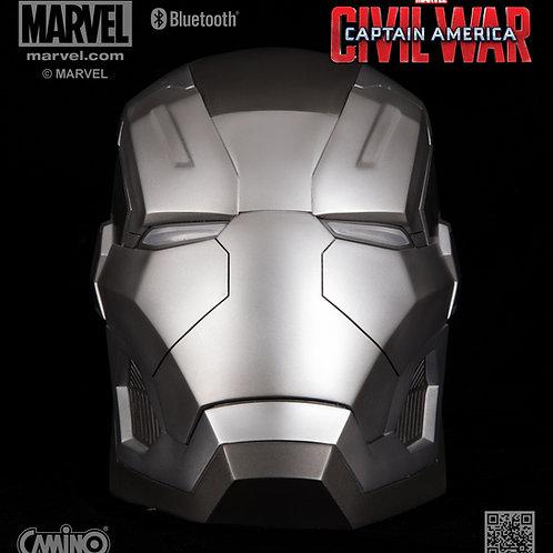 War Machine Mark 3 Helmet Life-Size Bluetooth Speaker