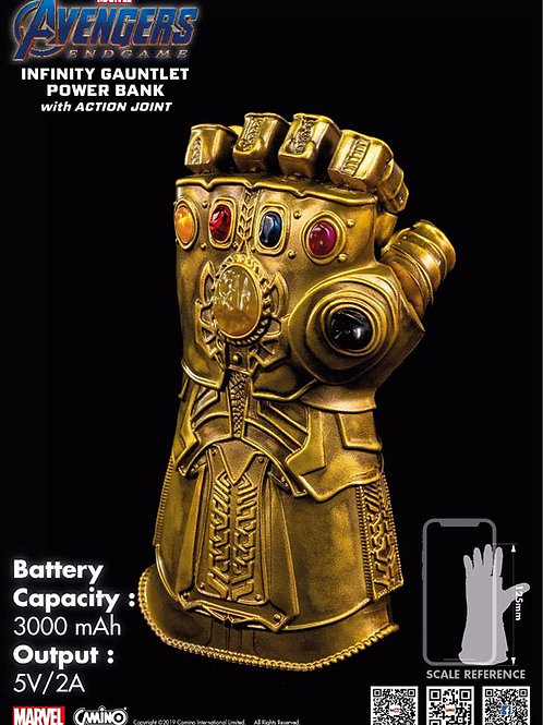 Infinity Gauntlet Power Bank
