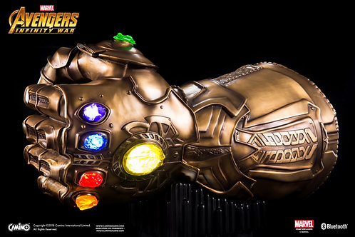 Avengers 3 Infinity Gauntlet Life-Size Bluetooth HI-FI System (Bronze)