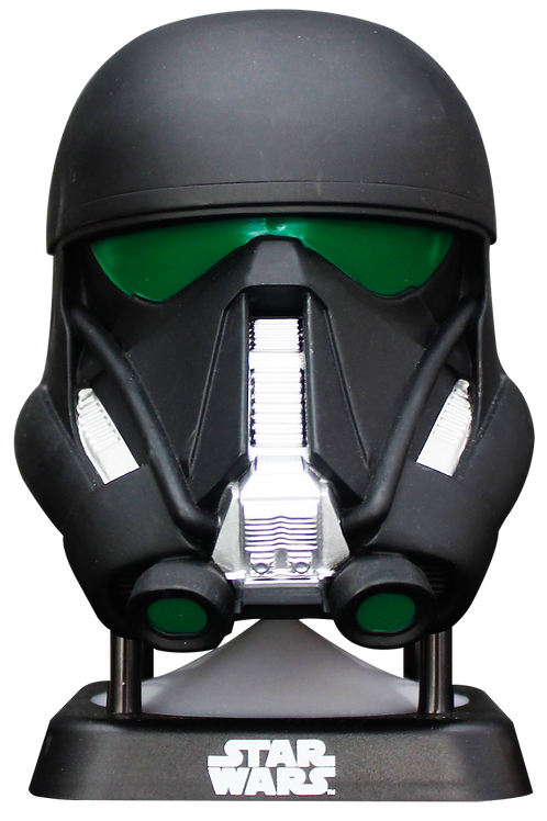 Rogue One Death Trooper(TM) Helmet Mini Bluetooth Speaker