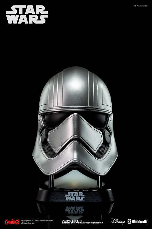 Star Wars EP.8 Captain Phasma Helmet Mini Bluetooth Speaker