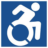 Isn't this new accessibility icon great?  Check out accessibleicon.org