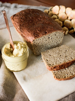 Is there a bread that is whole food plant-based compliant?