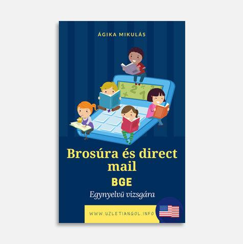 BROSÚRA ÉS DIRECT MAIL BGE EGYNYELVŰ