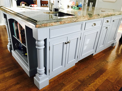 changing cabinet color
