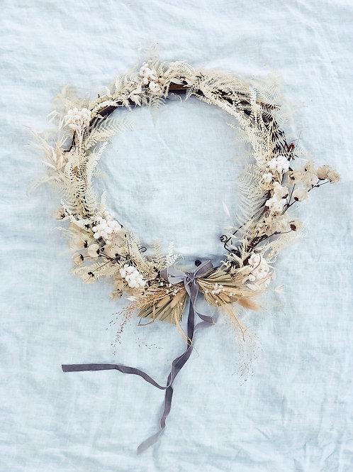 Everlasting Fern Wreath